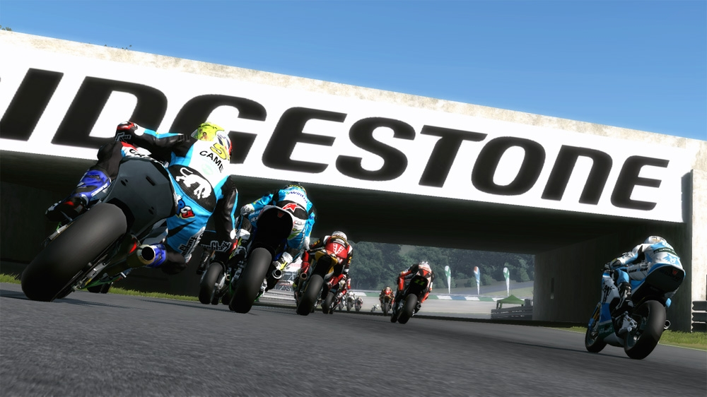 Image from MotoGP™13 Moto2™ and Moto3™