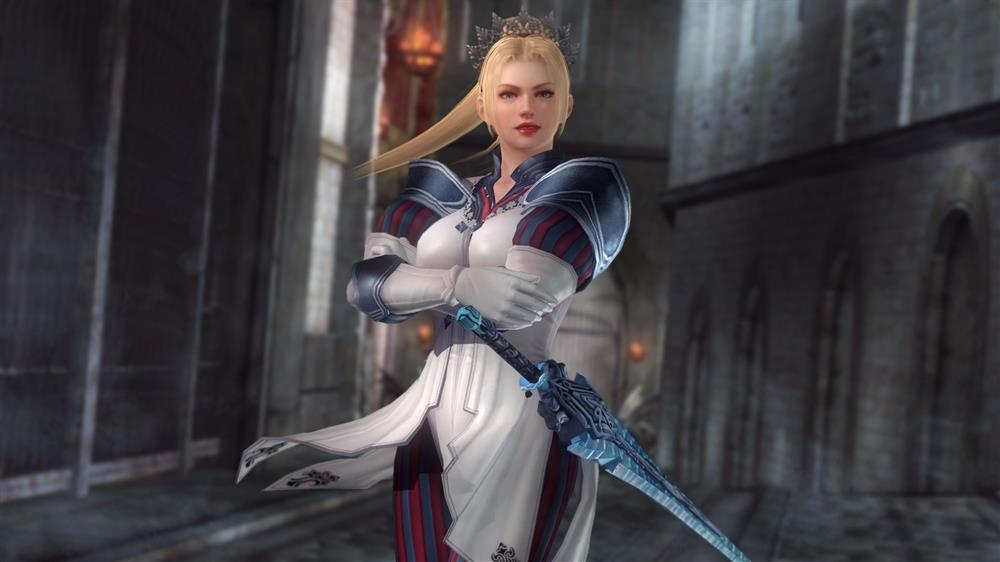 Image from DOA5LR Deception Costume - Rachel