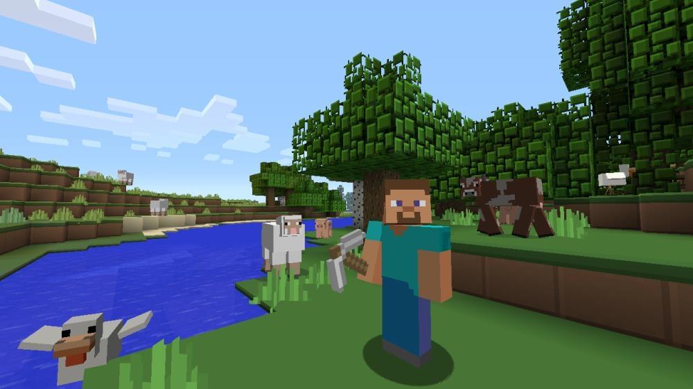 Image de Pack de textures Plastique Minecraft (essai)
