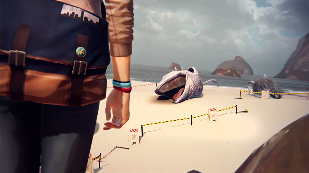 Image from Life Is Strange Episode 4