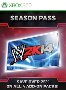 WWE 2K14 Season Pass
