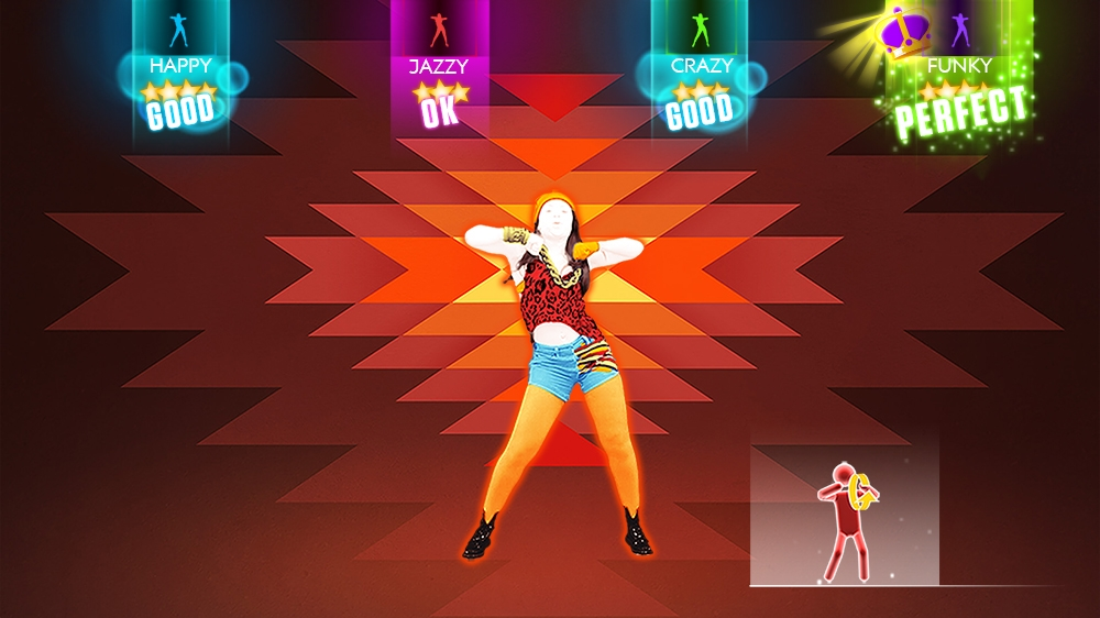 "Image from Just Dance®2014 ""Can't Get Enough"" by Becky G Ft. Pitbull"