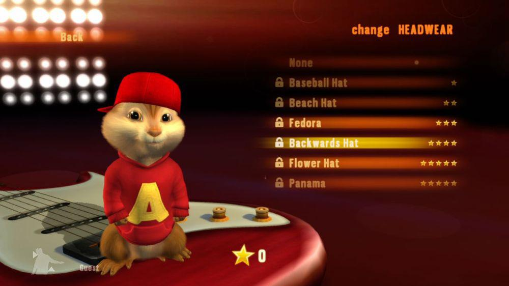 Image from Alvin and The Chipmunks™: Chipwrecked