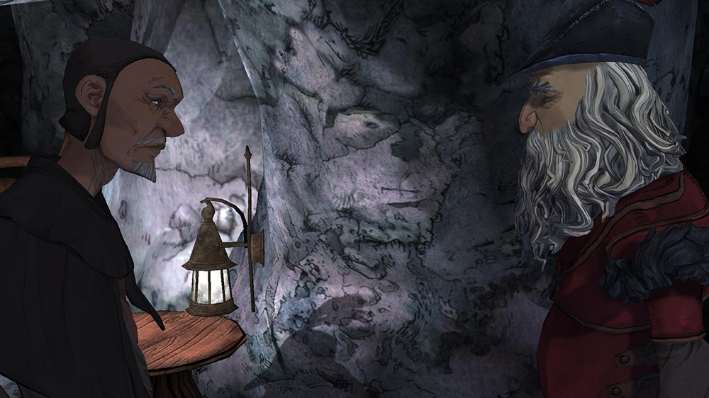 Image from King's Quest: The Good Knight