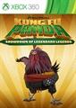 Kung Fu Panda Personaje: Maestro Pollo