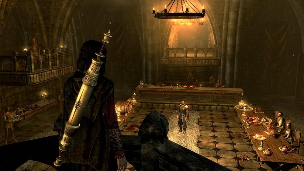 The Elder Scrolls V: Skyrim: Dawnguard のイメージ