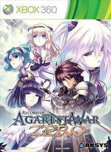 Agarest War Zero - Forbidden Book Volume 3