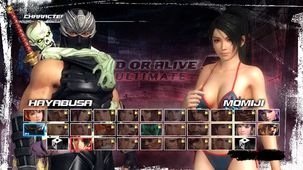 Image from Dead or Alive 5 Ultimate Costume Catalog #10