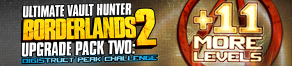 Borderlands 2 - Ultimate Vault Hunter Upgrade Pack 2 Banner