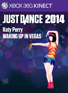 "Just Dance 2014 - ""Waking Up In Vegas"" by Katy Perry"
