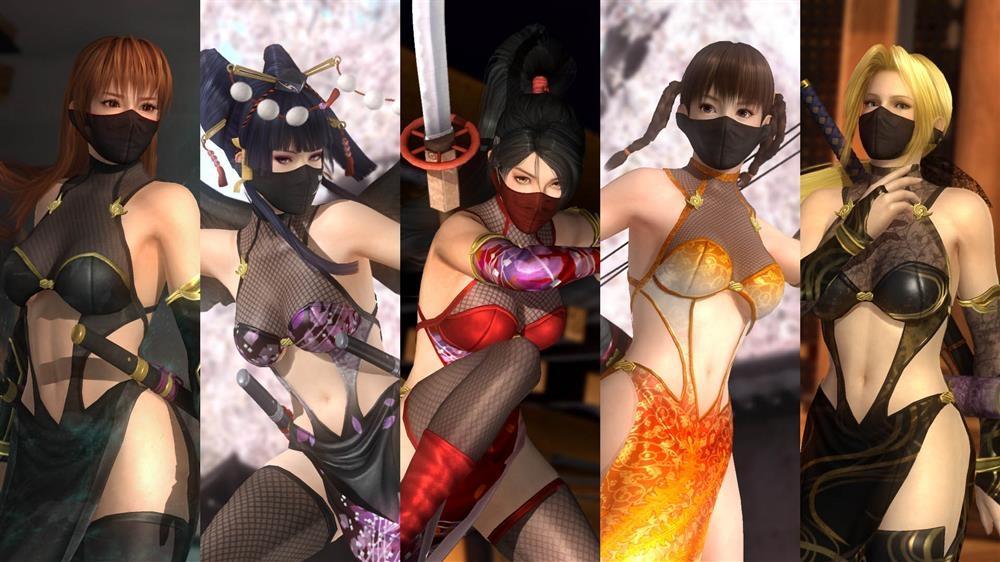 NINJAなりきりコスチューム Vol.2  10キャラクターセット の画像