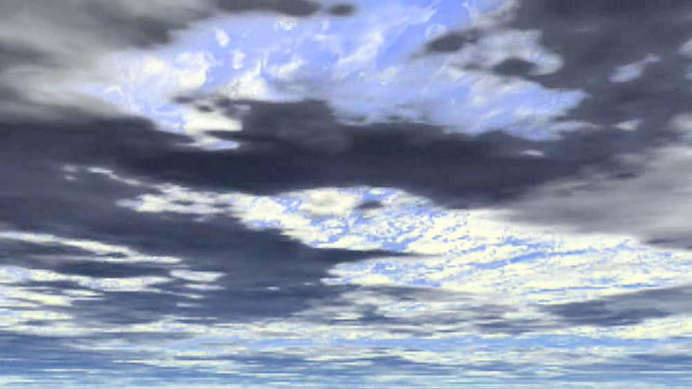 Image from Fast-moving clouds