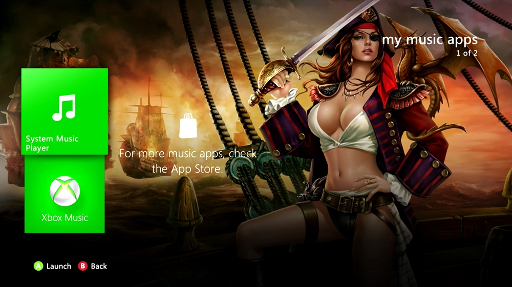 Image from Epic Pirate Theme