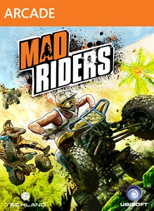 Mad Riders - Zambia Pack