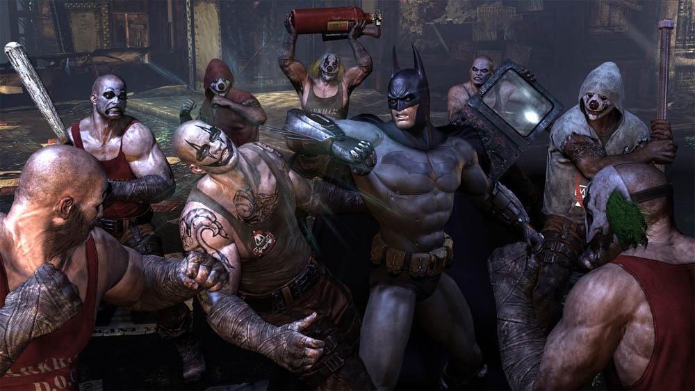 Batman: Arkham City - Hugo Strange Trailer 이미지