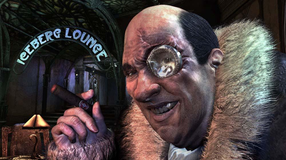 Imagem de Batman: Arkham City - Hugo Strange Trailer