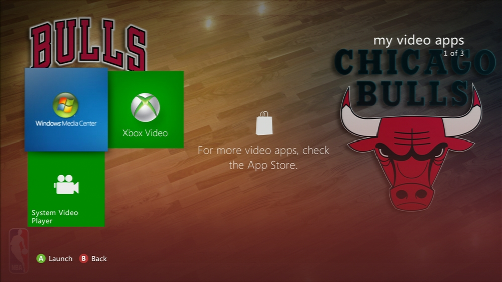 Imagen de NBA: Bulls Center Court