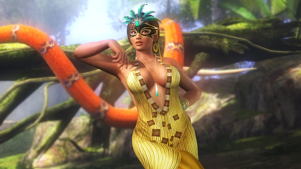Image from Dead or Alive 5 Costumes - What a Character