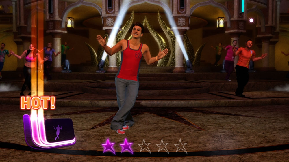 Image from Zumba Fitness Rush Bollywood Style Pack Trailer