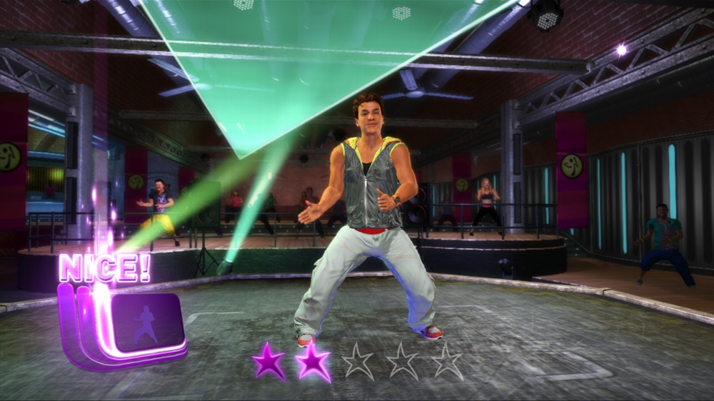 Image from Zumba Fitness Rush Hip-Hop Style Pack Trailer