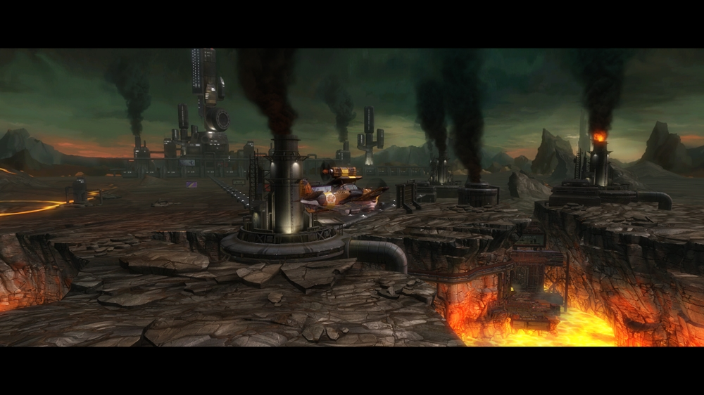 Image from Sine Mora Trailer