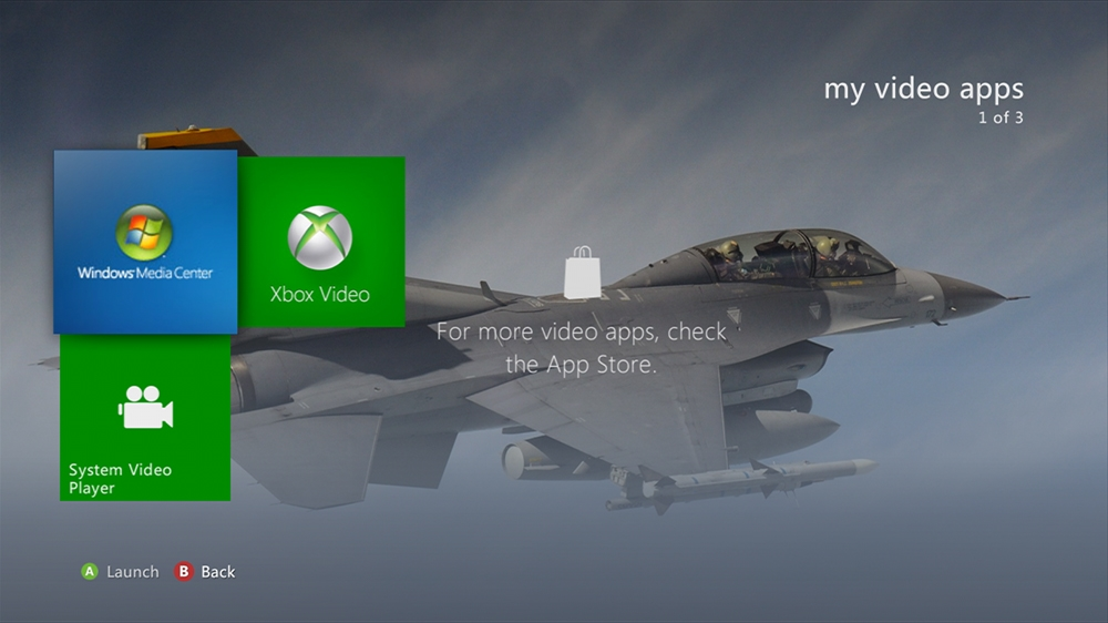 Image from Military - Air Force III Premium Theme