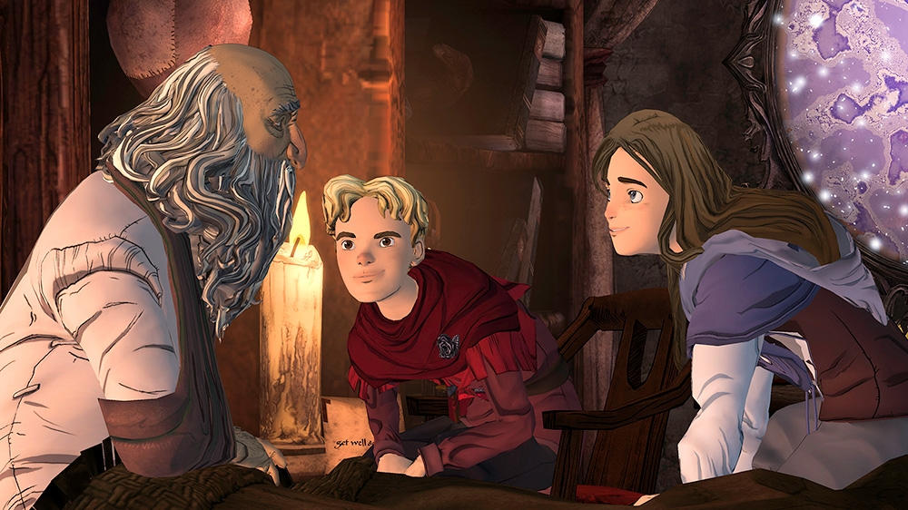 Image from King's Quest - Ch. 2: Rubble Without A Cause Announce Trailer