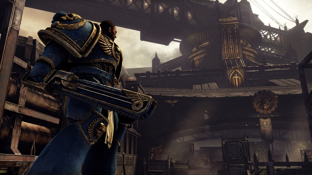 Image from Space Marine: Iron Hands Veteran  Skin 