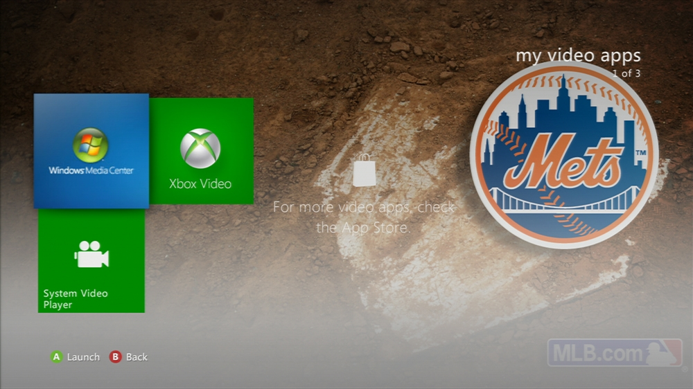 Image from MLB - Mets Jersey Theme