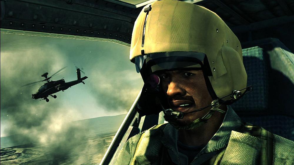 Image from ACE COMBAT ASSAULT HORIZON Close-Range Assault Trailer
