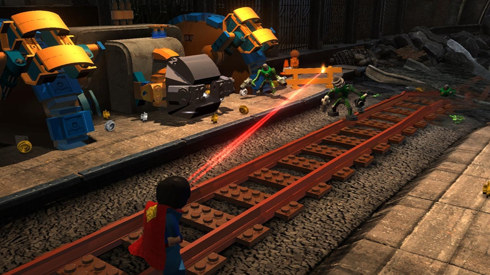 Image from LEGO® Batman™ 2:  DC Super Heroes