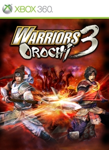 WARRIORS OROCHI 3 DLC9 DYNASTY COSTUME