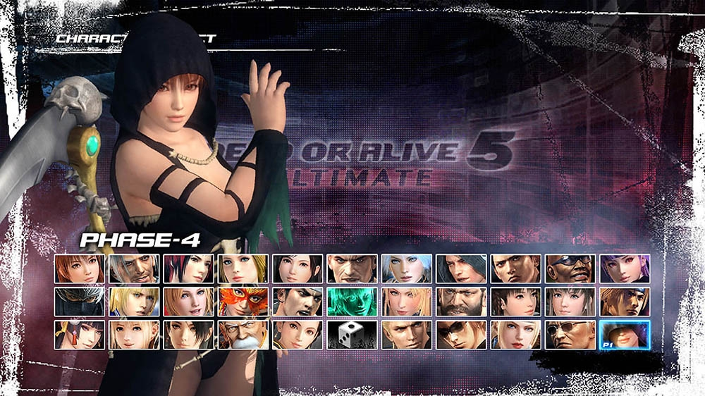 Image de Dead or Alive 5 Ultimate - Halloween Phase 4 2014