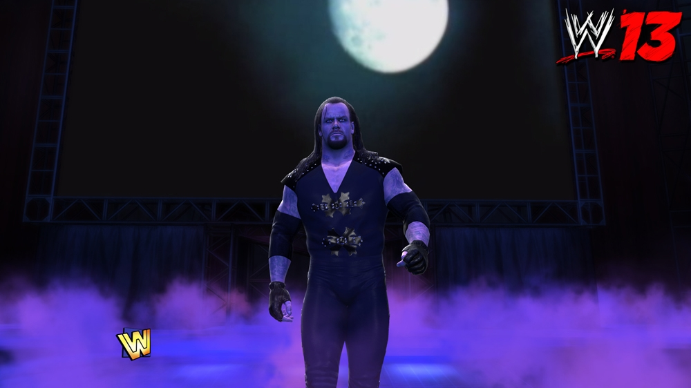 Image from WWE '13 Mike Tyson Pre-Order Trailer
