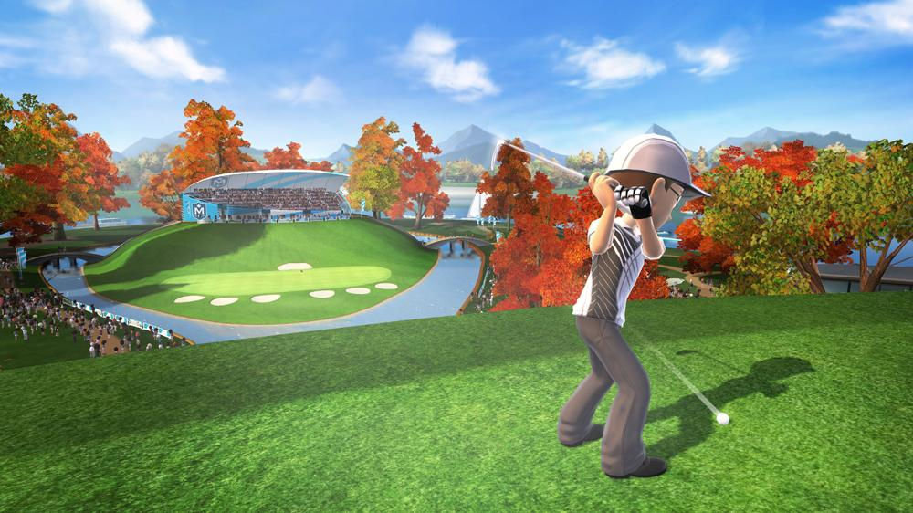 Image from Kinect Sports: Season Two Free Golf Trial
