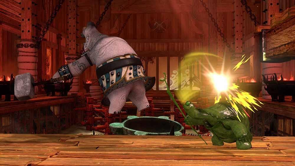 Imagen de Kung Fu Panda Aspecto: Maestro Oogway Jombie