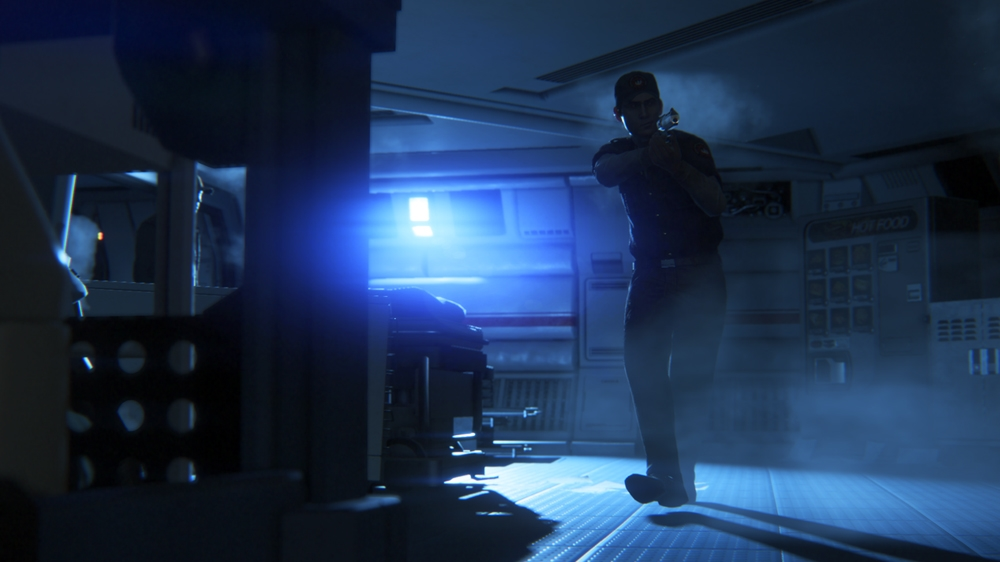 Image from Alien: Isolation Official E3 Trailer - Survive