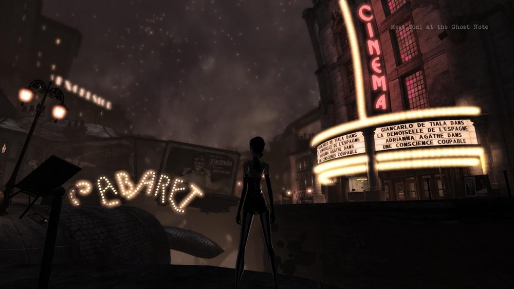 Imagen de CONTRAST - Didi's Trailer