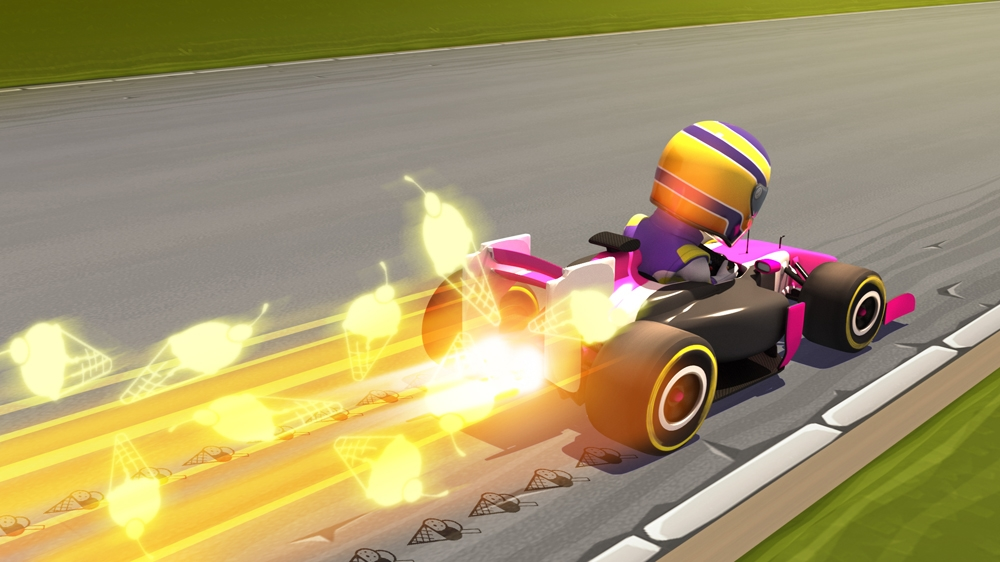 Image from F1 RACE STARS Holiday Accessory Pack 