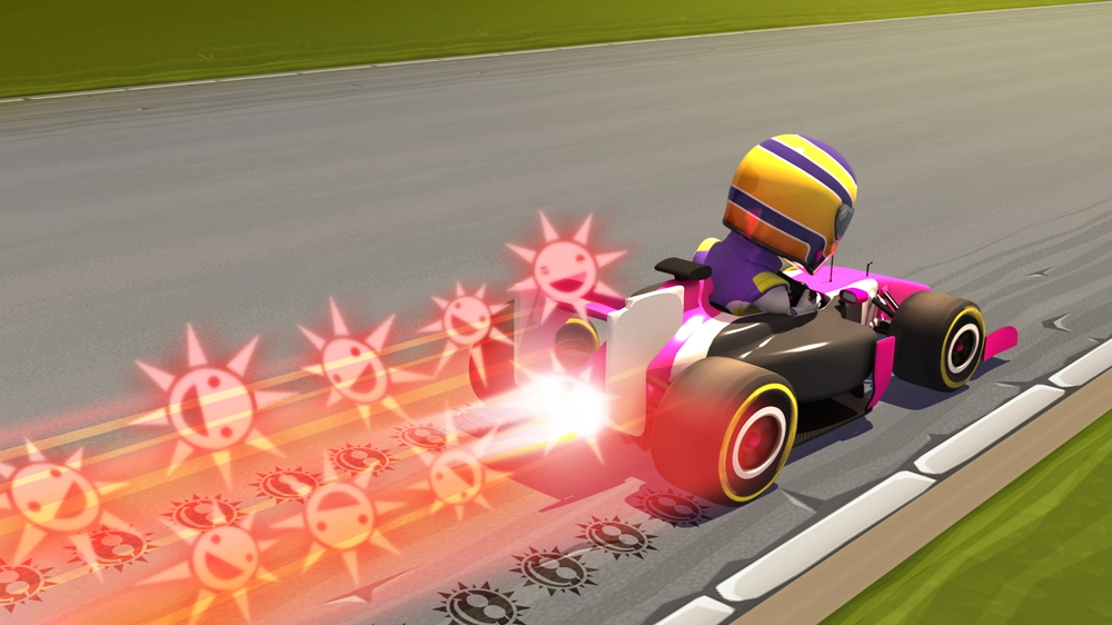 Kép, forrása: F1 RACE STARS™ Holiday Accessory Pack
