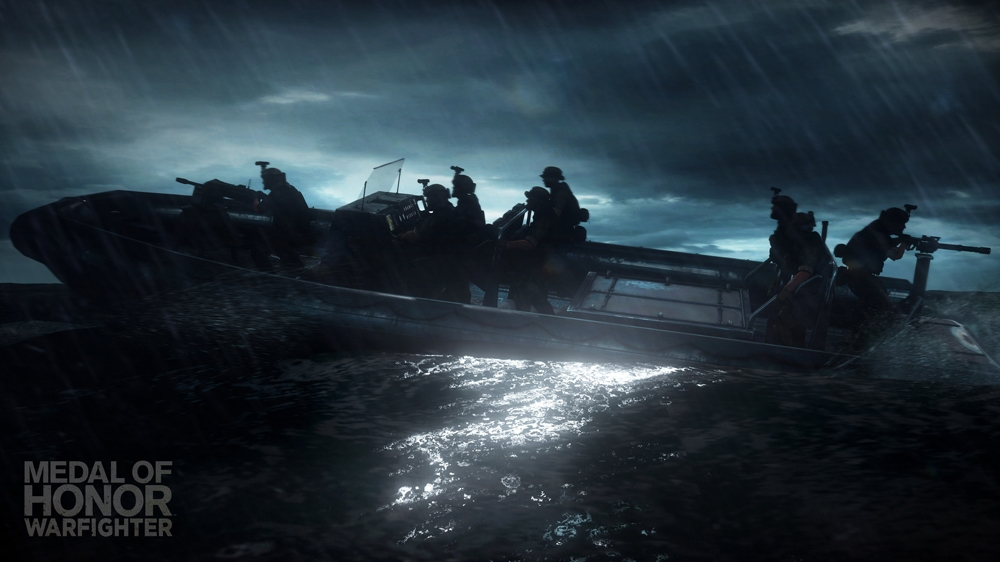 Image from Medal of Honor Warfighter Fireteam Trailer