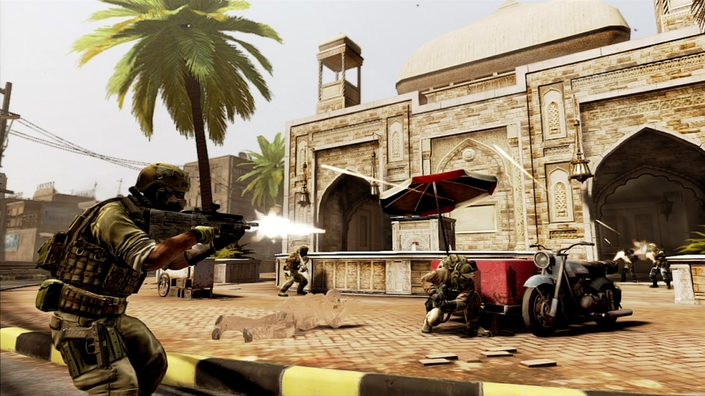 Image from Khyber Strike DLC Pack