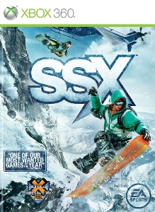 EA SPORTS™ SSX: Mt. Eddie & Classic Characters-pakke