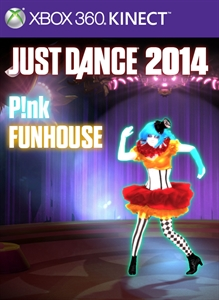 "Just Dance 2014 - ""Funhouse"" by P!nk"