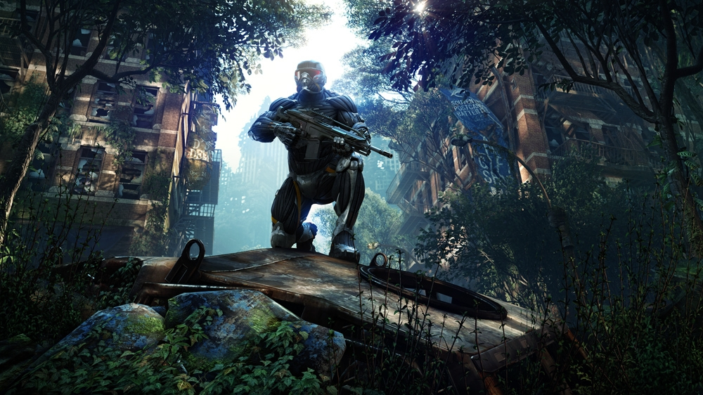 Image from Crysis® 3 E3 Trailer