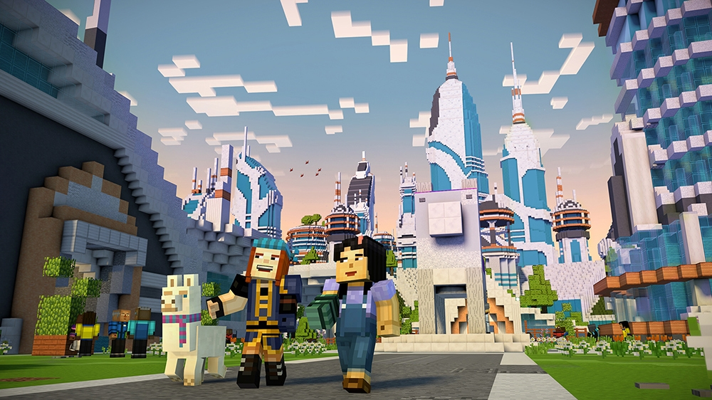 Image from Minecraft: Story Mode - Season Two - Season Pass