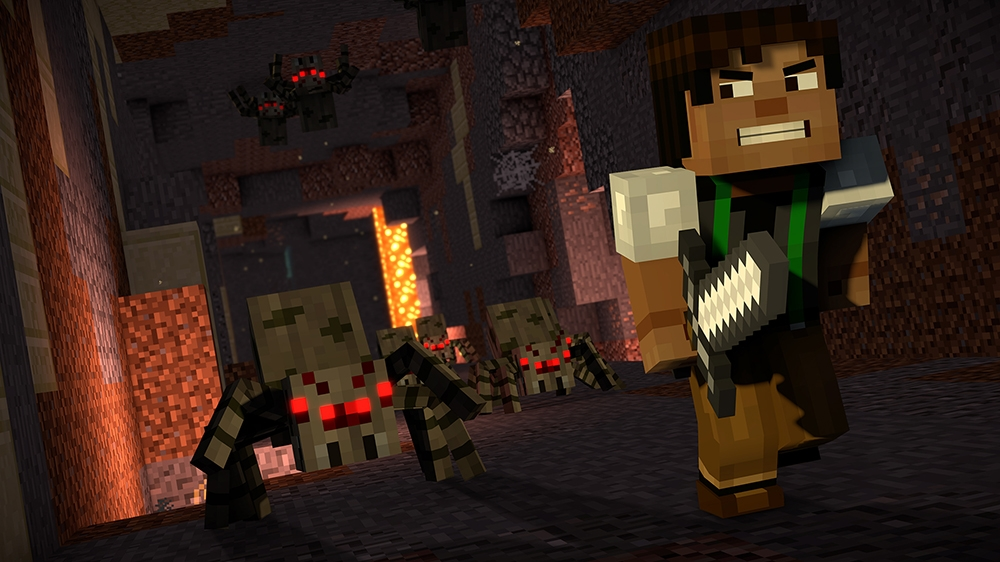Imagem de Minecraft: Story Mode - Season Two - Season Pass