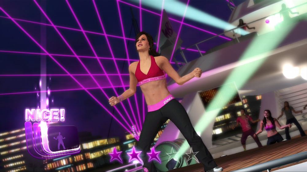 Image from Zumba Fitness Rush Teaser Trailer