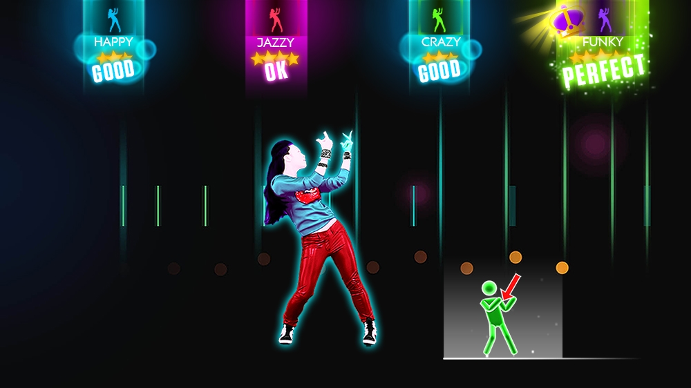 "Image from Just Dance®2014 ""I Need Your Love"" by Calvin Harris Ft. Ellie Goulding"