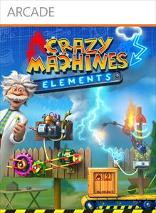 Crazy Machines Elements: Brainfood II